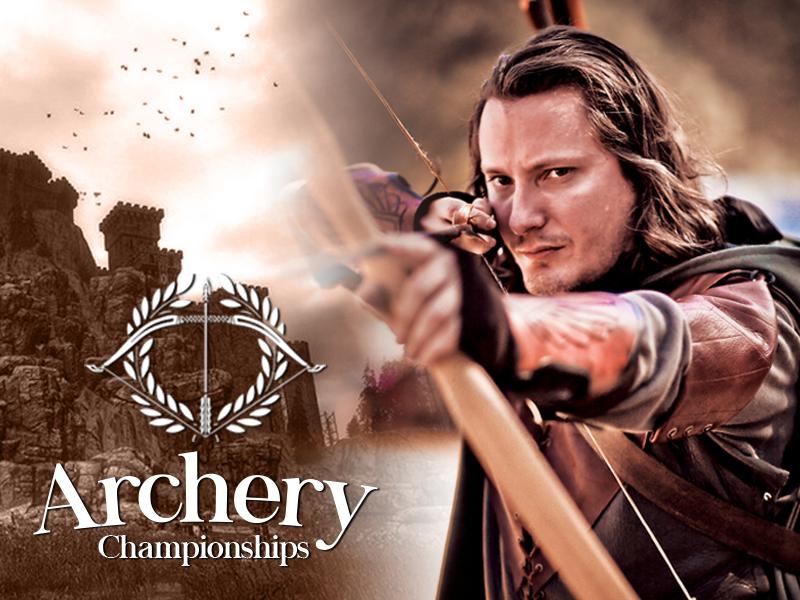 MRF Archery Championships